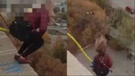 Фото: Инструктор женщины, которая разбилась, прыгая с высотного здания в Караганде задержан