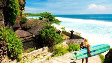 Фото: Власти Индонезии объявили о том, что открыли курорт Бали для иностранных туристов из 18 стран